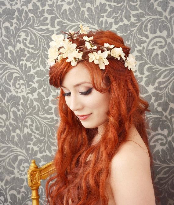 coronita de flori 2