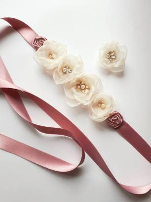 brau roz alb